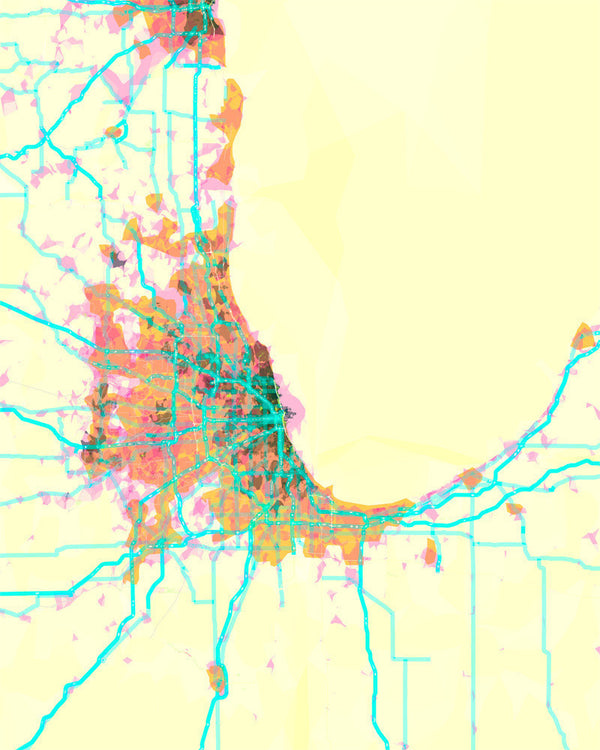 prettymaps (chicago)