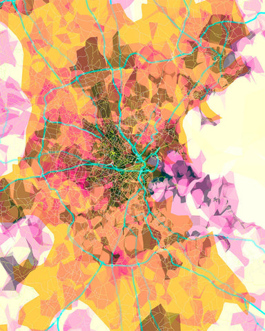 prettymaps (boston)
