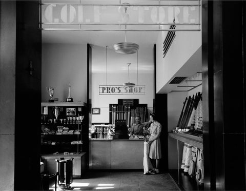 Split Rock Golf Pro Shop, 1940