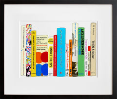Ideal Bookshelf: Jen Bekman