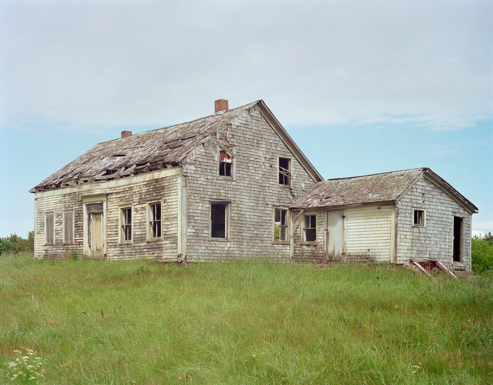 Mark Marchesi S Abandoned House Digby Neck Nova Scotia