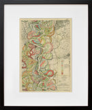 Plate 22, Sheet 3, Ancient Courses Mississippi River Meander Belt
