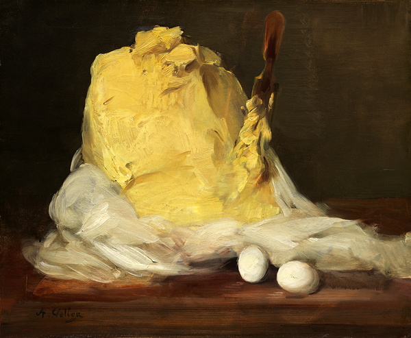 Mound of Butter