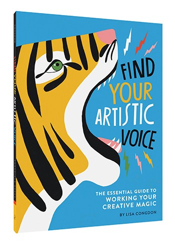 Find Your Artistic Voice (signed copy)