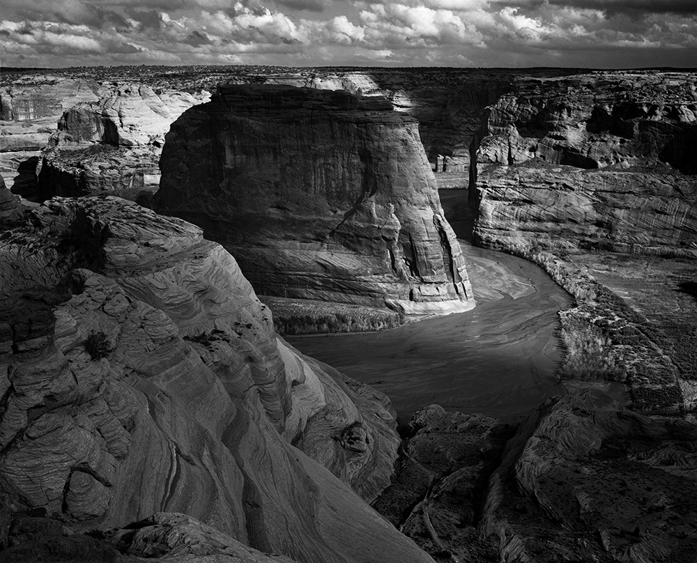 Ansel Adams Canyon De Chelly 20x200