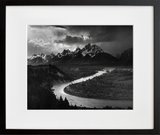 The Tetons, Snake River