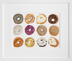 April Walters S A Dozen Dynamic Donuts 20x200