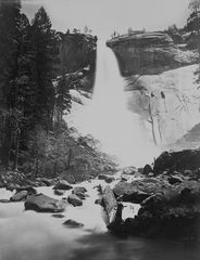 Nevada Fall, Yosemite Valley