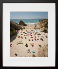 Praia Piquinia 13/08/12 16h21 (Framed + Ready to Ship)