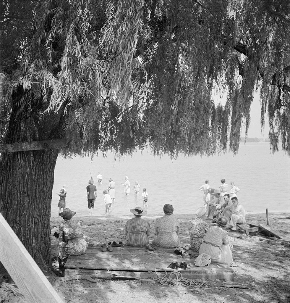 Fourth of July Sunday School Picnic, Patuxent River, Maryland