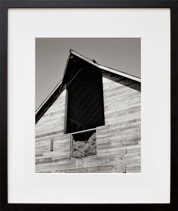 Detail of Barn, Irrigon, Morrow County, Oregon