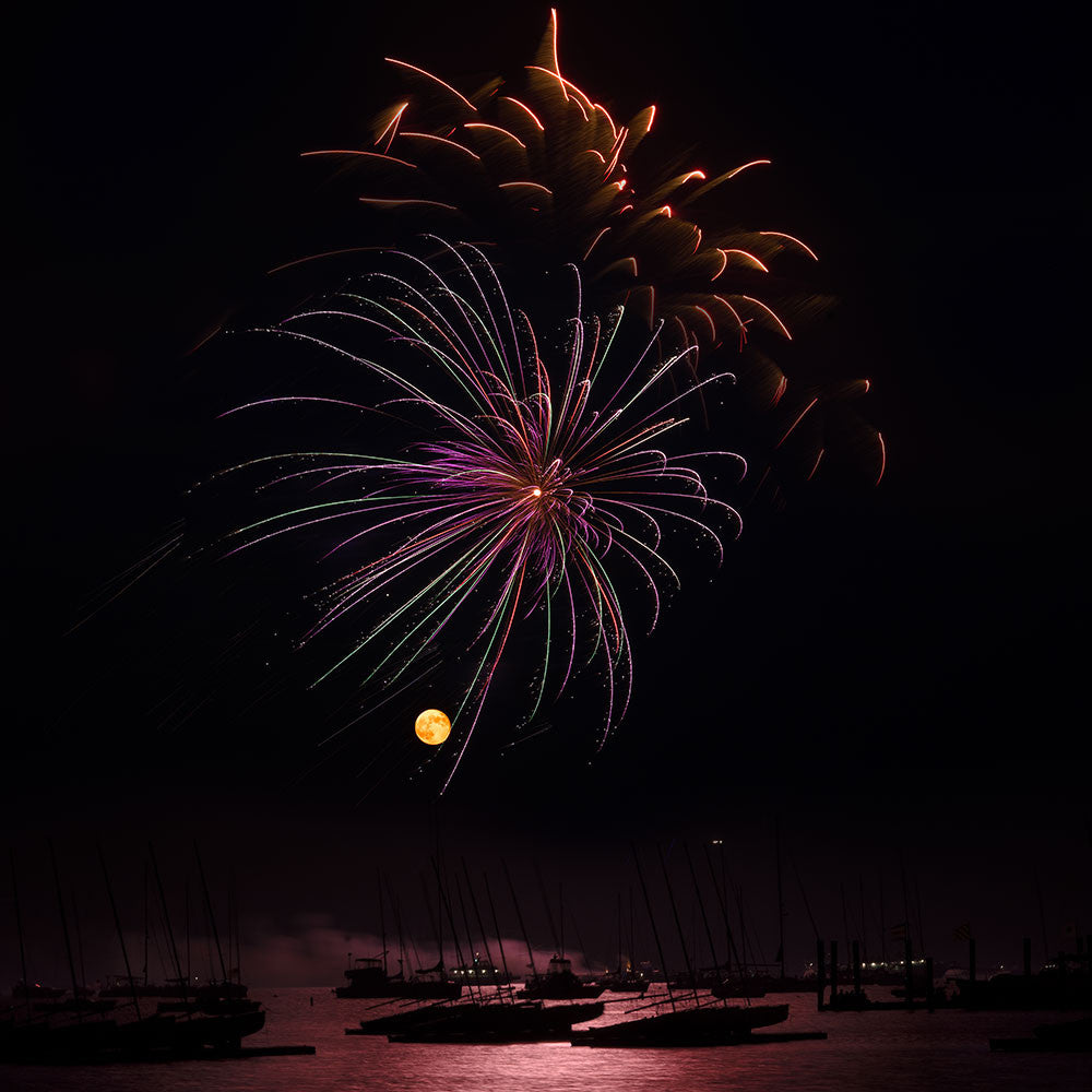 July 4, Hyannis Port