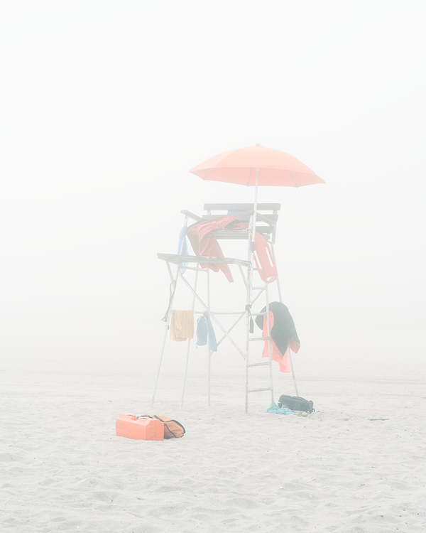 Lifeguard Stand, Rockaway Beach, Queens, New York