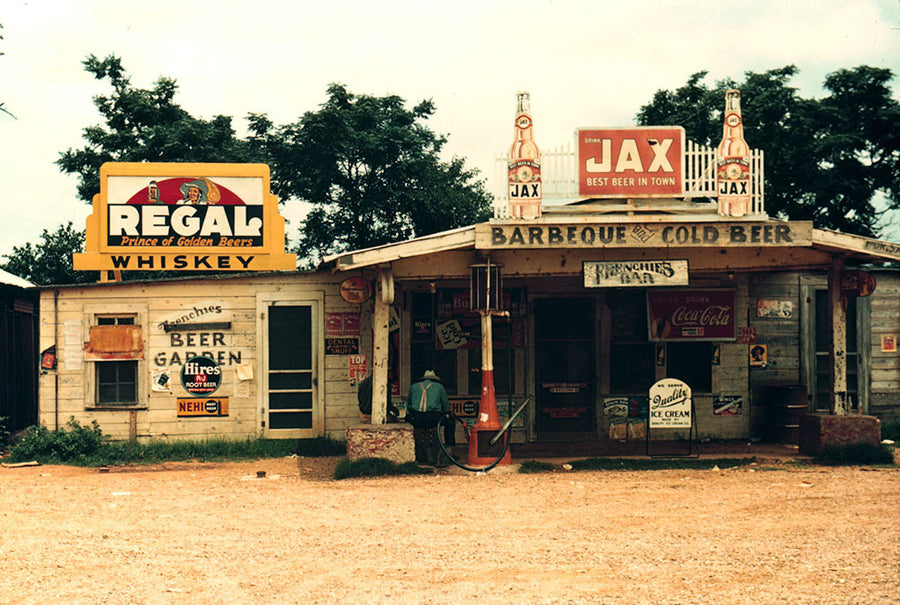 Juke Joint, Melrose, Louisiana