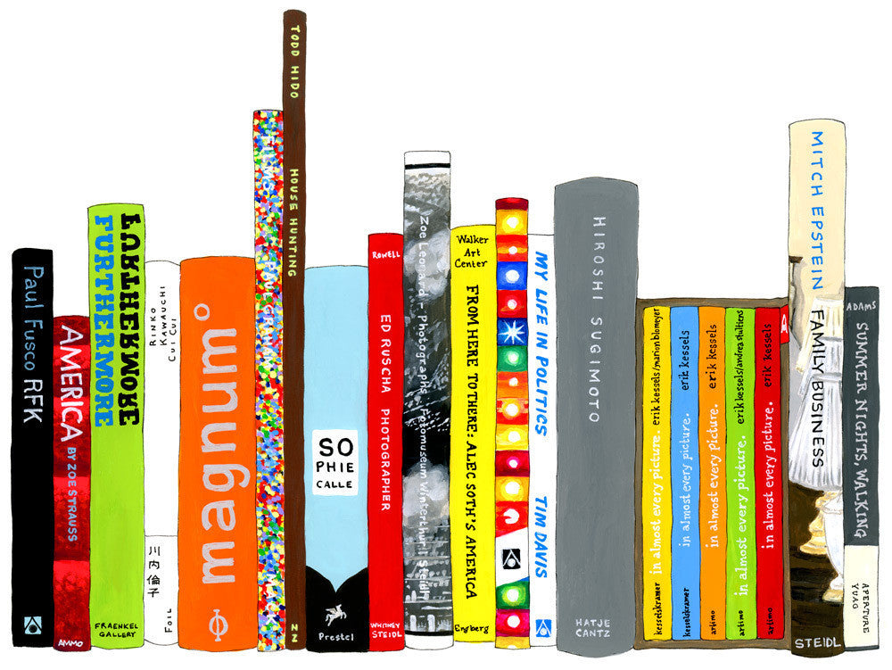 Ideal Bookshelf 367: Photography