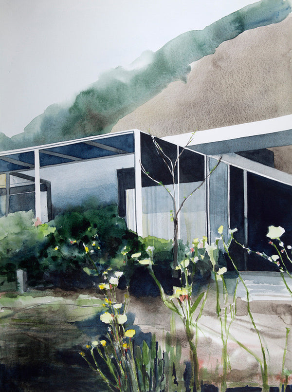 Shulman House and Studio, LA