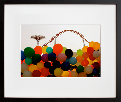 Untitled (Balloons) (Framed + Ready to Ship)