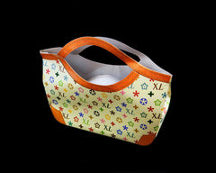 Louis Vuitton Multicolor Handbag, from the series In Case it Rains in Heaven