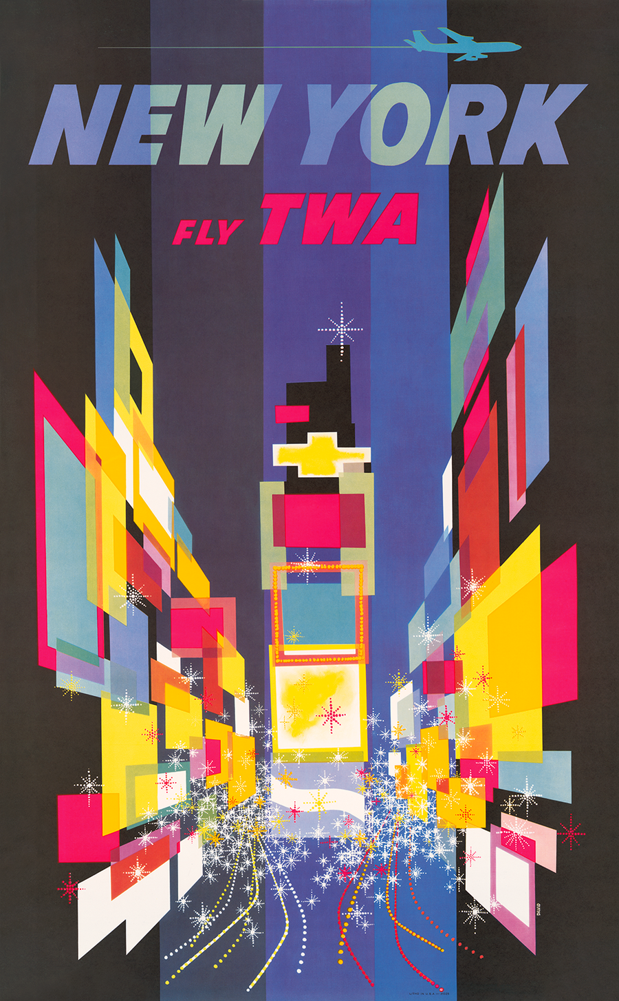 Fly TWA: New York