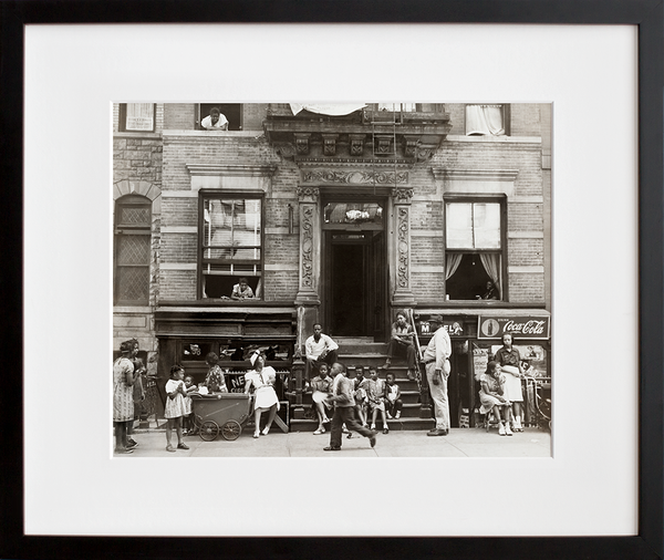 Harlem Tenement in Summer