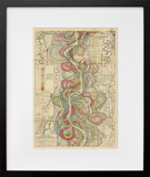 Plate 22, Sheet 9, Ancient Courses Mississippi River Meander Belt
