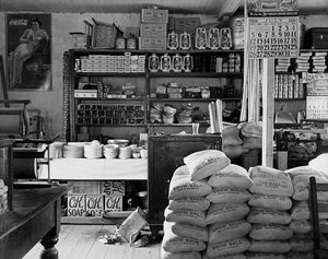 General Store Interior, Moundville, Alabama