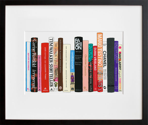Ideal Bookshelf 505: Fashion
