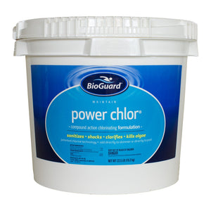 Powerchlor - Powder Chlorine for Pools
