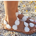 Anna Correct™ | Bohemian Flower Slippers
