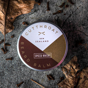Spiced Whisky Beard Balm