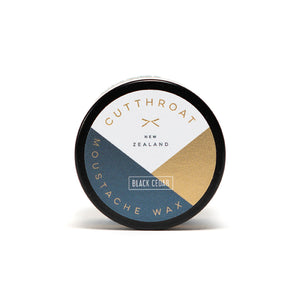 Black Cedar Moustache Wax