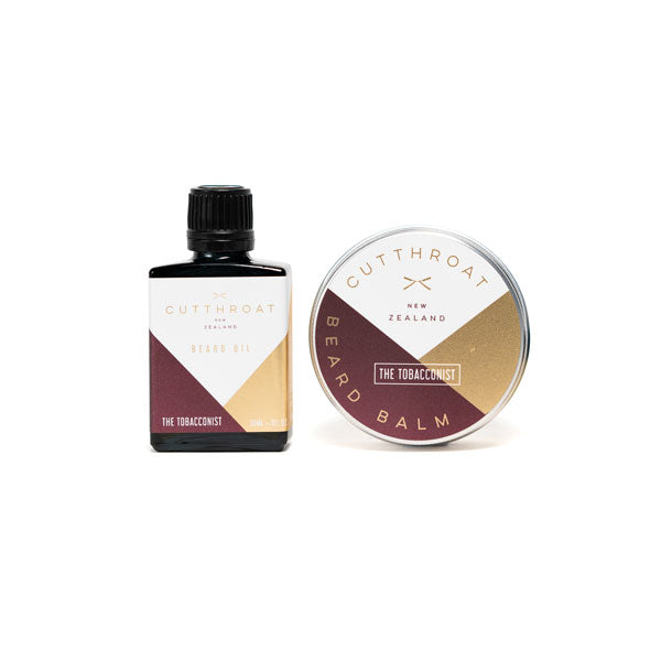 The Tobacconist Beardcare Set