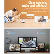 Load image into Gallery viewer, UL-tech Wireless IP Camera CCTV Security System Home Monitor 1080P HD WIFI