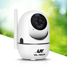 Load image into Gallery viewer, UL-TECH 1080P Wireless IP Camera CCTV Security System Baby Monitor White