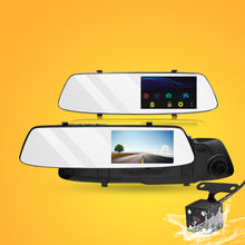 Load image into Gallery viewer, UL-TECH Dash Camera 1080p HD Car Cam Recorder DVR Vehicle Camera Night Vision WDR