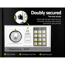 Load image into Gallery viewer, UL-TECH Electronic Safe Digital Security Box 16L