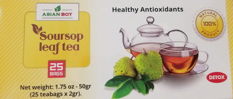 Soursop Teabags
