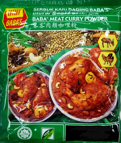 Baba's Curry Powder