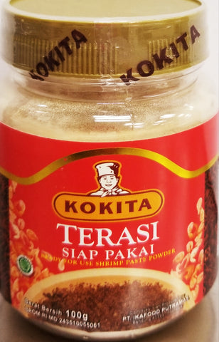 Shrimp Paste Powder Terasi Siap Pakai