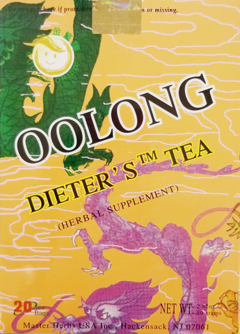 Oolong Dieters Tea
