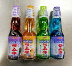 Ramune soda 4 Assorted flavors