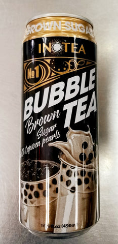 Bubble Tea Canned Drink