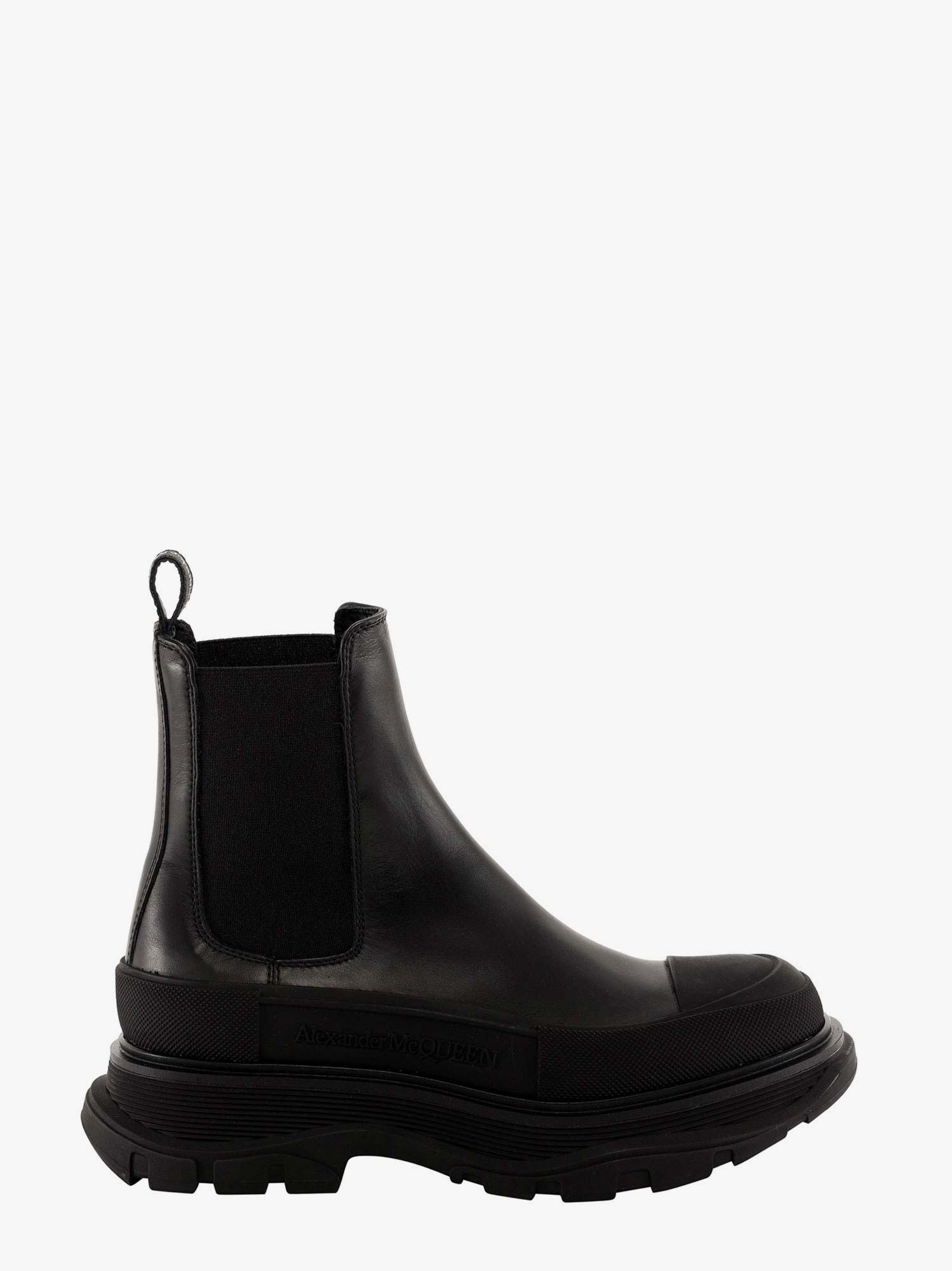 Alexander Mcqueen Leathers BOOTS