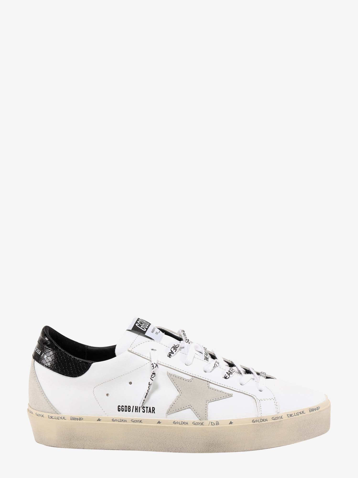 Golden Goose Leathers HI STAR
