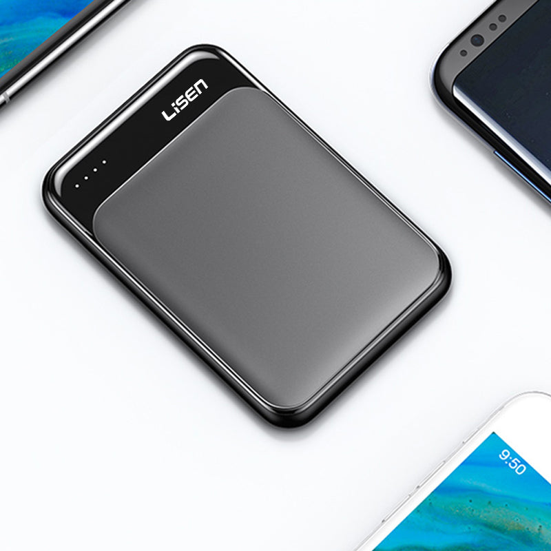 Smallest and Lightest 10000mAh Power Bank