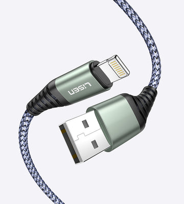 Nylon Braided Lightning Cable For Apple Series