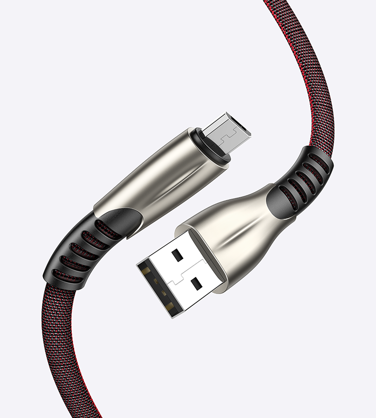 Android S2 Series USB Cable 1.88M For Android Phone