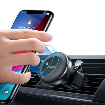 Air Vent Magnetic Car Phone Holder For 4-7 Inch