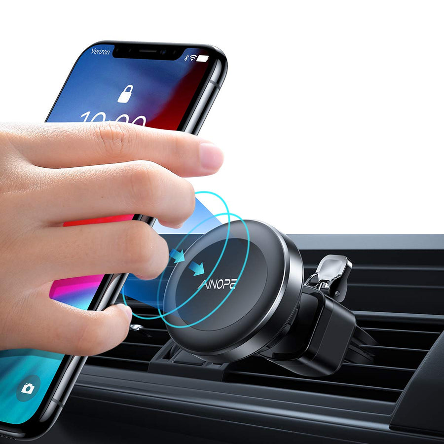 Air Vent Magnetic Car Phone Holder