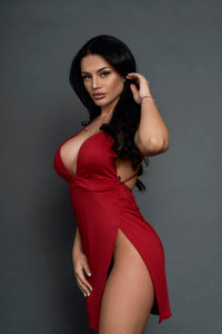 Mia Mini red dress